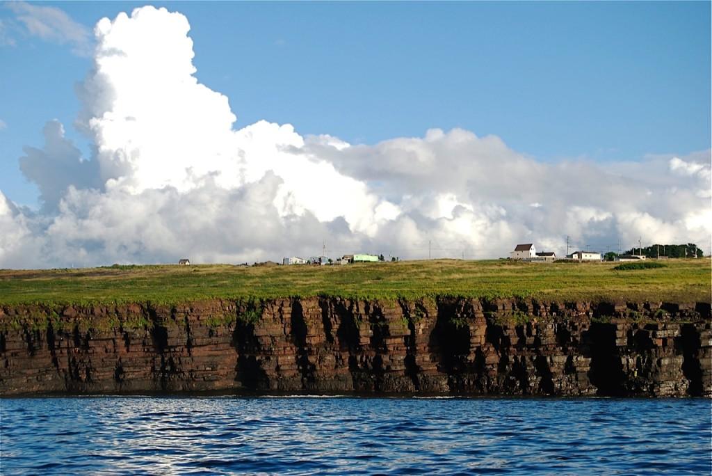 Bell Island, Newfoundland - Bell Island, Newfoundland: Wie der 2. Weltkrieg nach Kanada kam - out-of-canada.olehelmhausen.de - 1