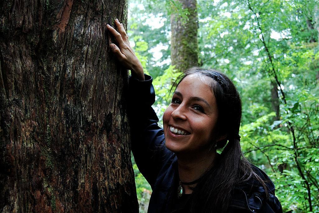 Vancouver Island Kanada - Im Einbaum zur Regenwald-Apotheke - out-of-canada.olehelmhausen.de - 2