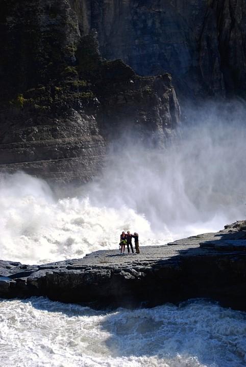 Nahanni National Park Reserve: Ein Tag in straßenloser Wildnis -1