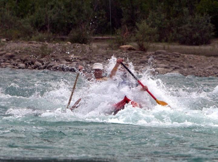 Erstklassiges Leiden (NWT): Auf dem Keele River durch die Northwest Territories - 2