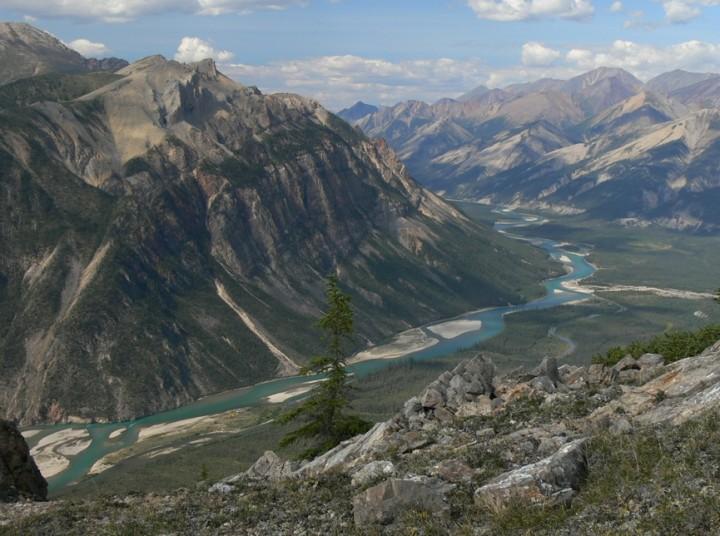Erstklassiges Leiden (NWT): Auf dem Keele River durch die Northwest Territories - 5