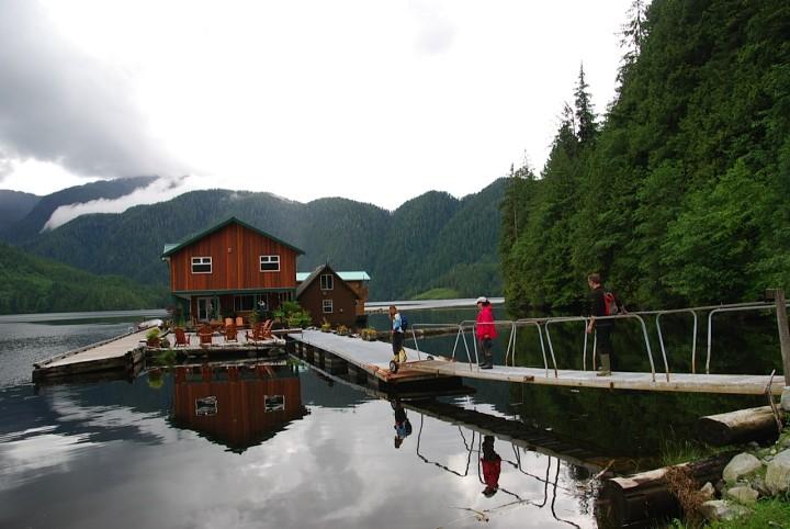 Grizzly-Bären beobachten in Kanada – zu Besuch in der Great Bear Lodge Vancouver Island - 2